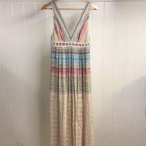 Ecote Multicolored Maxi Dress